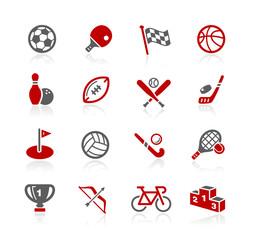 Sports Icons // Redico Series