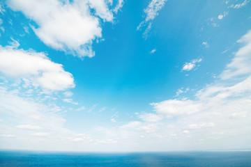 Wall Mural - 沖縄の海と空