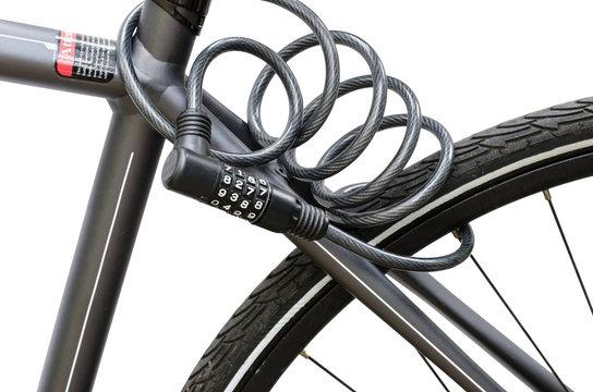 Bike locked