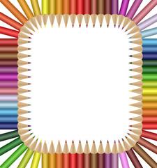 Matite colorate set 04 cornice