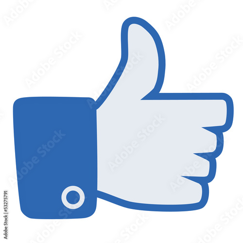 thumb up i like it stock image and royalty free vector files on