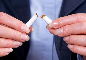 Nichtraucher - Non Smoker