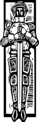 Knight Burial Image