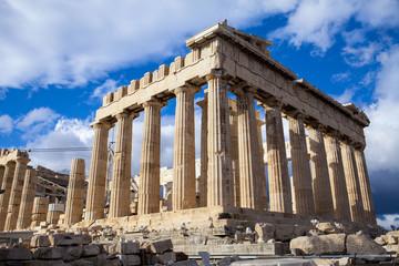 Poster Athens The Parthenon, in Athens, Greece