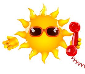 Sunshine answers every call