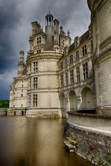 Les Douves du Château de Chambord