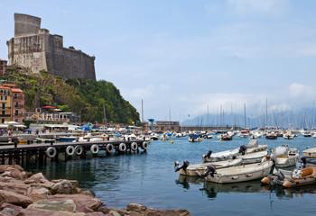 Porto di Sarzana, Italia