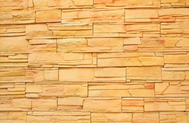 Modern brick wall texture and background