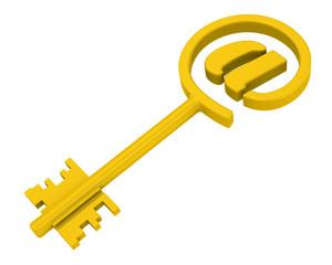Ключ от электронной почты