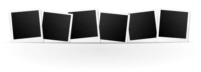 Polaroids Lasche