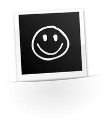 Smiley Polaroid