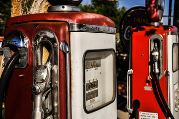 Old Gas Pump photos, royalty-free images, graphics, vectors
