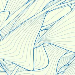 Modern striped background. Vector illustration
