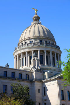Mississippi state capital