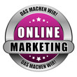 5 Star Button pink ONLINE MARKETING DMW DMW