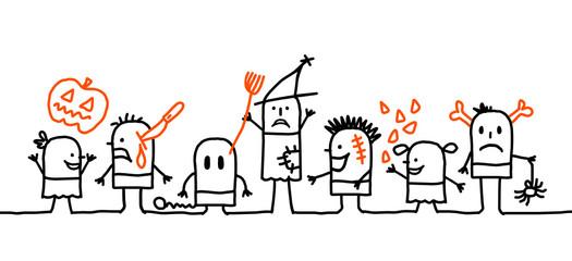 kids & Halloween