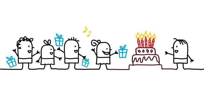 kids & birthday