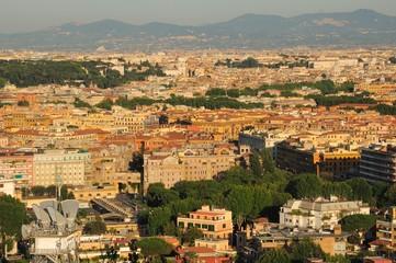 Roma da Monte Mario
