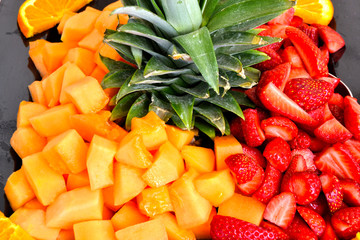 Seasonal Fruit Salad
