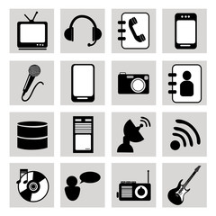 technological icons