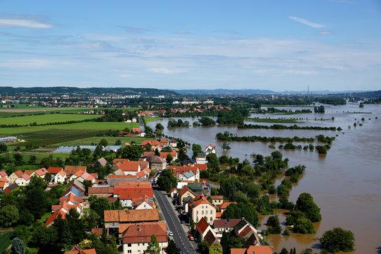 Elbehochwasser
