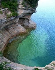 Scenic Michigan Great Lakes
