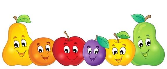 Fruit theme image 2