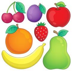 Fruit theme image 3