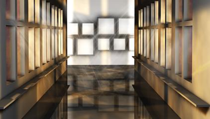 Galerie Fenster Bild