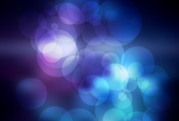 Beautiful abstract festive background with bokeh