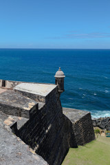Watch Tower  at El Morrow in San Juan