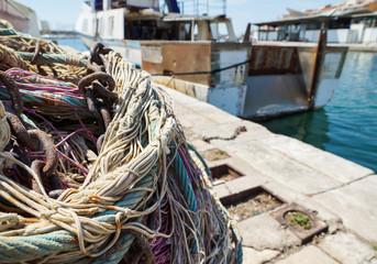 Fischerei in Sète
