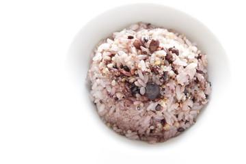 japanese cuisine, gokoku rice mixed grain