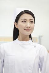 Portrait of Nurse, China