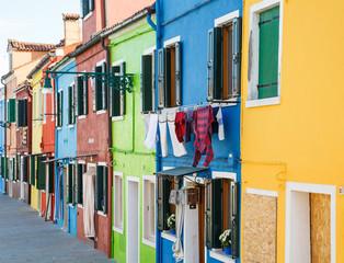 Laundry on Burano Homes