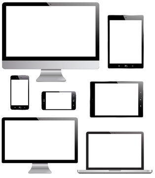 Electronic Mobile Device Responsive