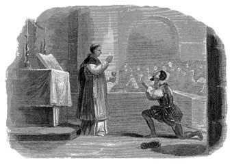 Conquistador : Communion - 16th century