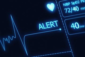 EKG Alert Illustration