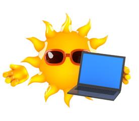 Sunshine shops online