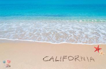 california writing