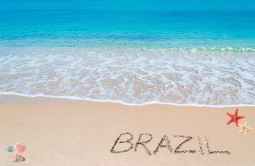 brazil writing