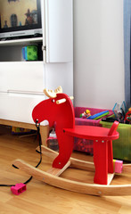 Child room interior