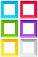 Color Frame Set