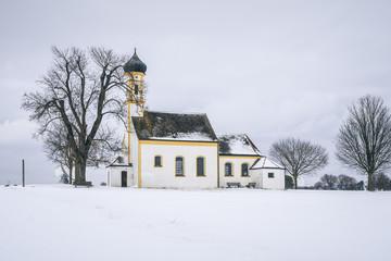 Church at Raiting Bavaria Germany