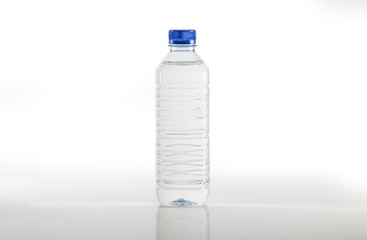 single water bottle