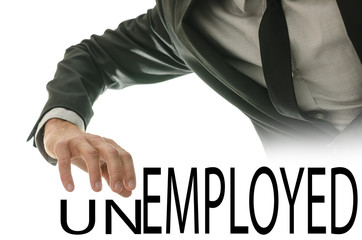 Changing word Unemployed into Employed
