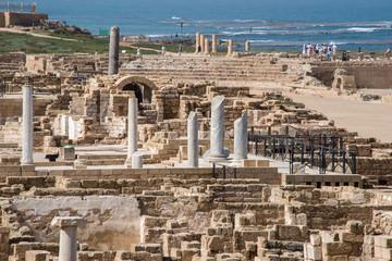 Leinwandbilder - Caesarea