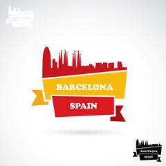 Barcelona banner