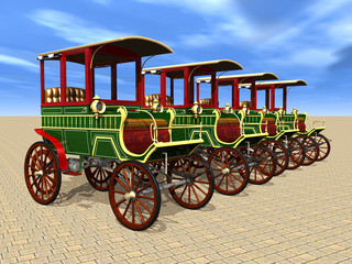 Retro Station Wagons