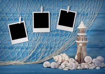 Marine life decoration